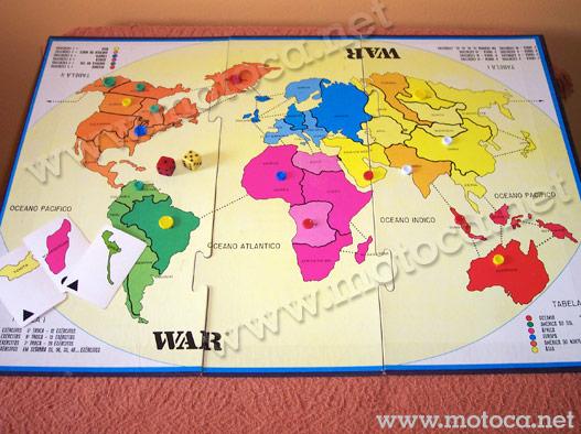 Tabuleiro War