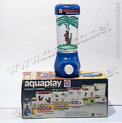 aquaplay macaquinho