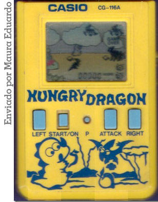 game portátil hungry dragon