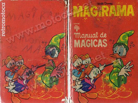 capa manual mágicas