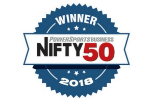 Powersports Business Nifty 50 Fifty 2018 Winner