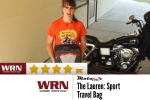 Lauren Sport Bag Product Review Designed by a Woman Riders Now