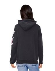 MotoAngels hoodie back