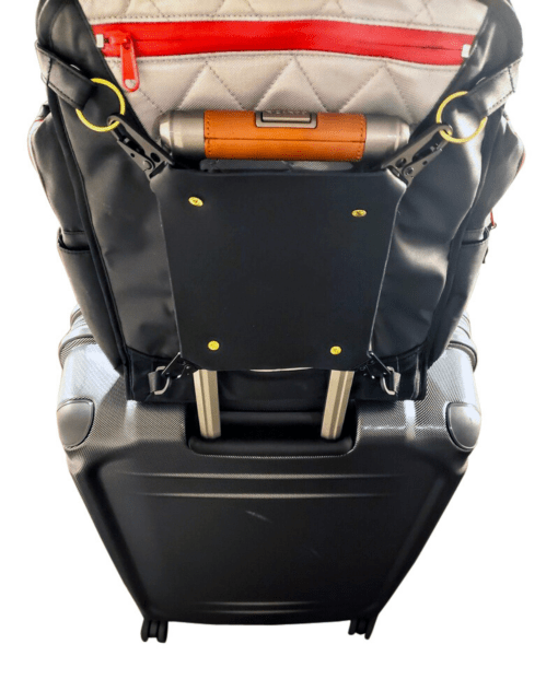 jules luggage harness