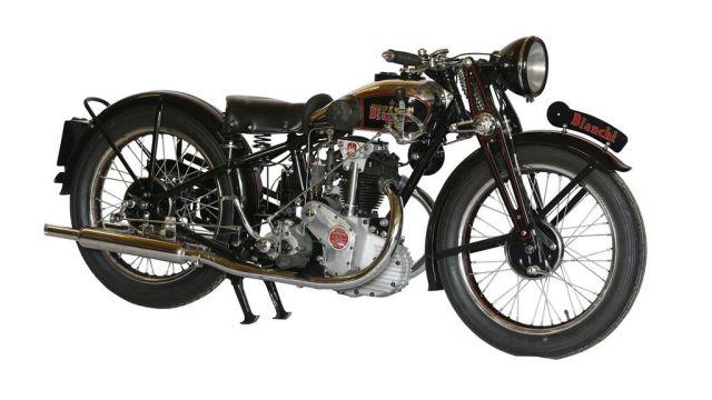 Bianchi Modell 250 S 1935