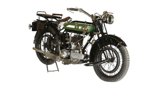 BSA S26 1927