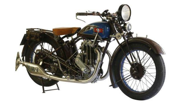 Condor 350 Typ 1C14 K6 1933