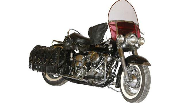 Harley Davidson Panhead FL49 1949