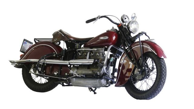 Indian 4 1940
