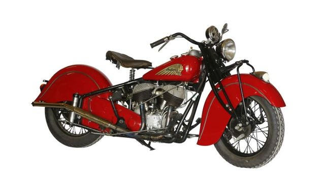 Indian Chief 1940