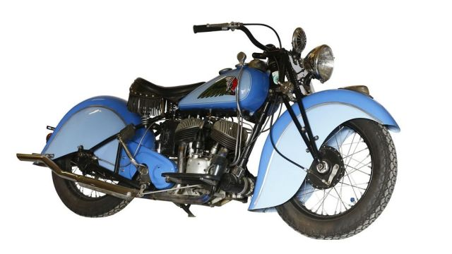 Indian Sport Scout 1939