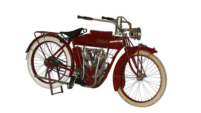 Indian V Twin 1912
