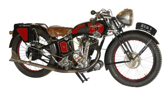 Monet et Goyon LS 3 250 ccm 1936
