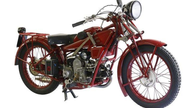Moto Guzzi Sport 14 1928