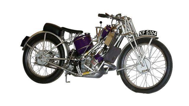 Scott Super Squirell 600 1931