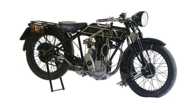 Sunbeam Modell 9 OHV 1927