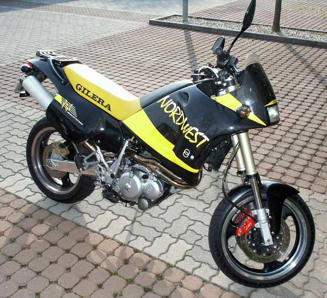Gilera 600 Nordwest (reduced effect)