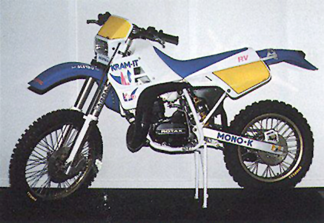 Kramit 250 Enduro