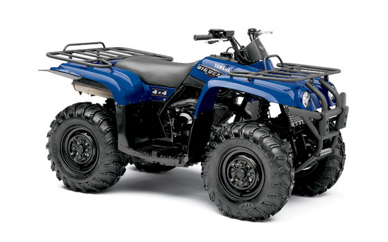 Yamaha Big Bear 400 4×4 IRS