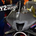Bagnaia il più veloce, Honda completa un test cruciale
