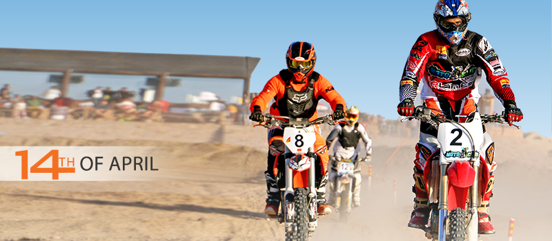 El Gouna Motocross Competition