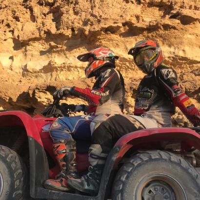 Canyon Area – 2 Hours riding a Quad (1)