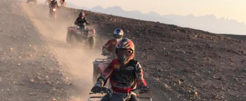 Canyon Area – 2 Hours riding a Quad (2)