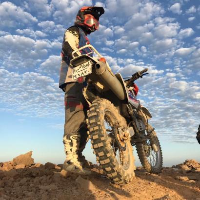 Dunes Area – 2 Hours riding MX bike (5)