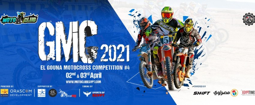 El Gouna Motocross Competition 2021 Edition #4