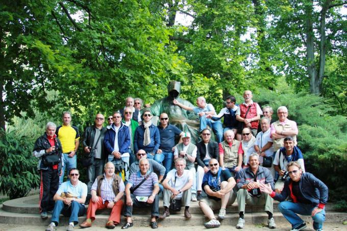 Giugno 2011 – il MOTO CLUB TORRAZZO in Ungheria