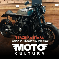 Moto Customizada do Ano Motocultura – Terceira Finalista: Suzuki Intruder 125