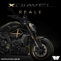 Ducati XDiavel Reale por Luan Moura