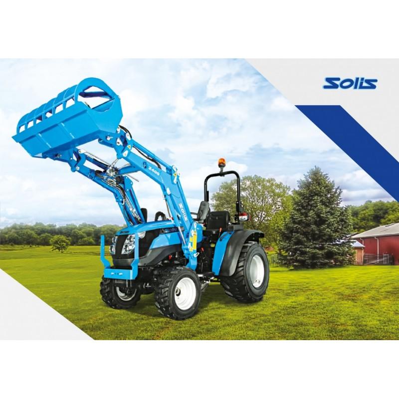 Tracteur Solis Modele Solis 20