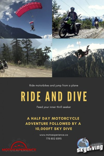 Ride and dive 2