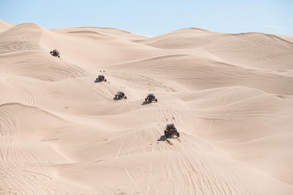 Glamis Industry Ride 2020