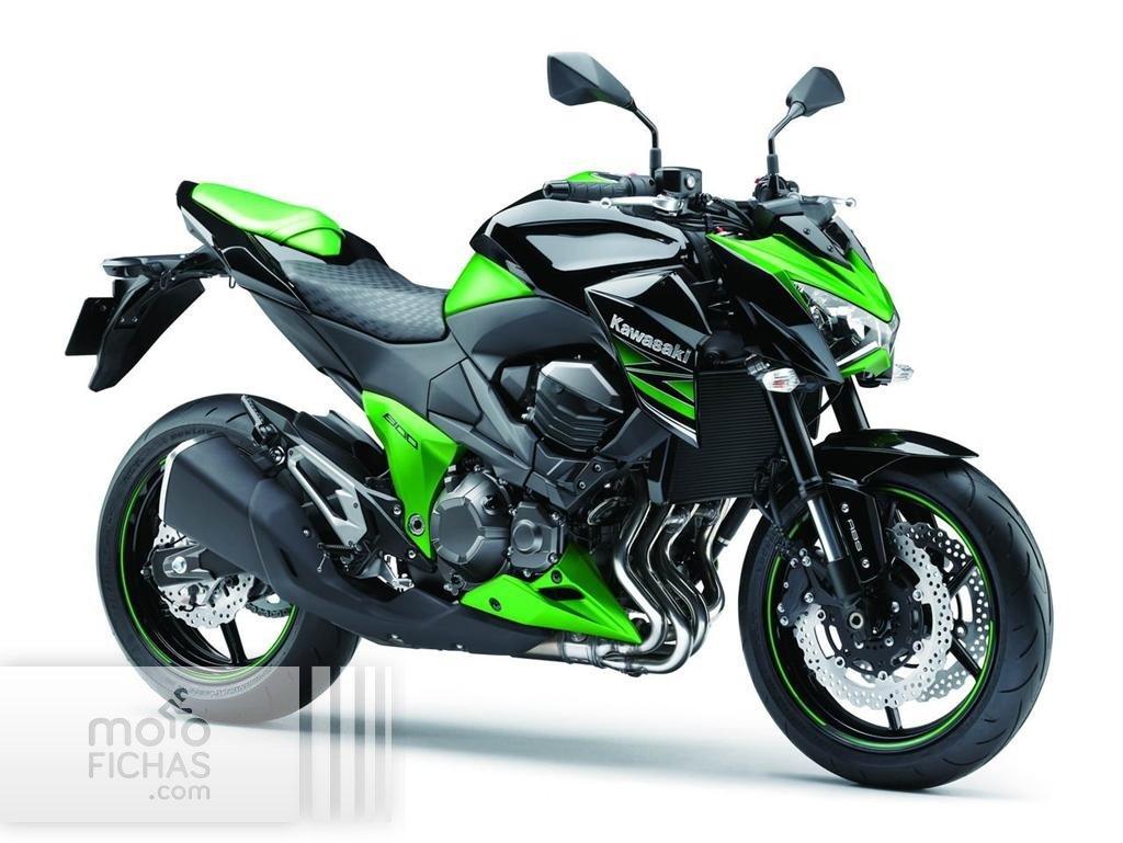 Kawasaki Z800 Precio Ficha Opiniones Y Ofertas