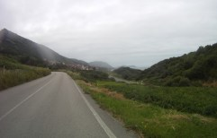 The coast road across the top of Spain is rewarding