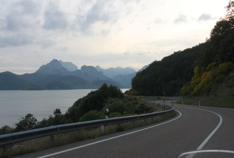 An awesome road with amazing sights