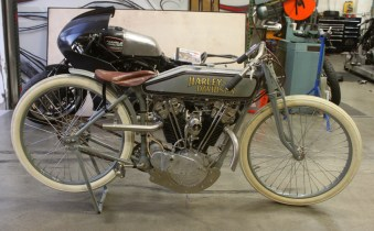 A 1916 Board-Track Racer - WOW!!