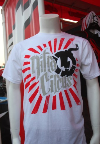 Alpinestars and Nitro Circus T-shirts now available