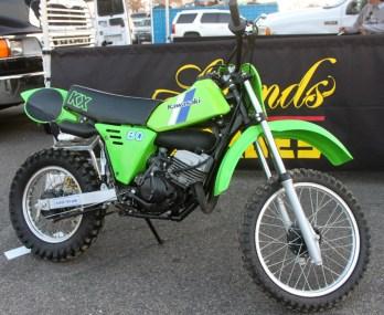 An old KX80