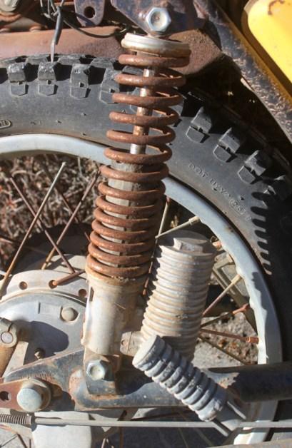 Rusty Twin-shocker