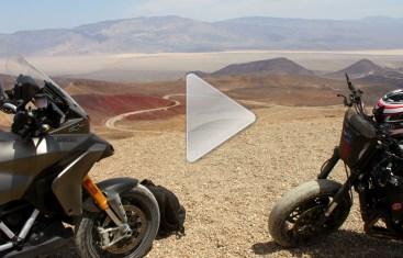 Moto Adventure - Alex's California Escape