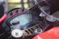 Ducati MotoGP dash