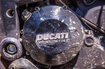 Ducati power at your finger tips