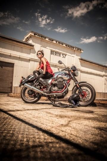 Denise V7 Racer
