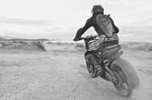 Miles of open desert fun to play on