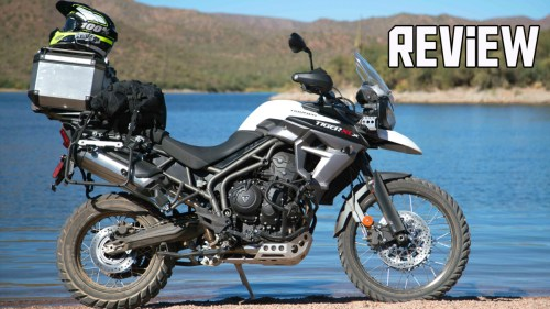 Triumph Tiger 800 / MotoGeo Review