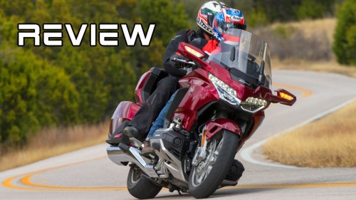 NEW 2018 Honda Gold Wing / MotoGeo Review