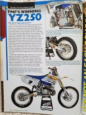 About Moto Lab LLC | KTM, Husqvarna Dirt Bike Suspension